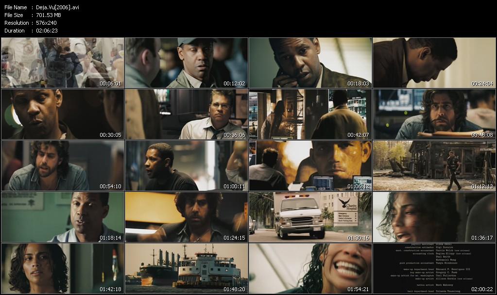 Movies Collection Deja Vu 2006